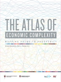 Cover The Atlas of Economic Complexity