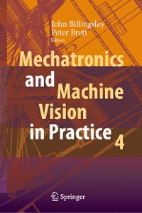 Cover Mechatronics and Machine Vision in Practice 4