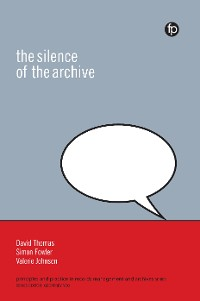 Cover The Silence of the Archive