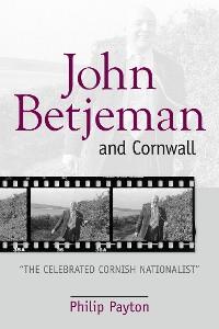 Cover John Betjeman and Cornwall