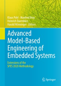 Cover Advanced Model-Based Engineering of Embedded Systems