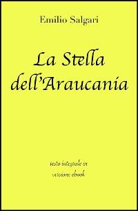 Cover La Stella dell'Araucania di Emilio Salgari in ebook