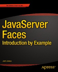 Cover JavaServer Faces: Introduction by Example