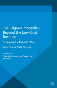 Cover Beyond the Low Cost Business