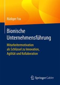 Cover Bionische Unternehmensführung