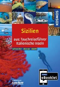 Cover Tauchreiseführer Italienische Inseln - Sizilien
