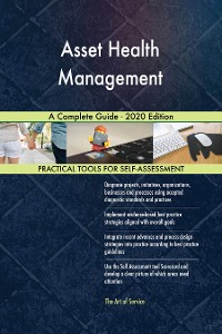 Cover Asset Health Management A Complete Guide - 2020 Edition