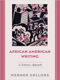 Cover African American Writing