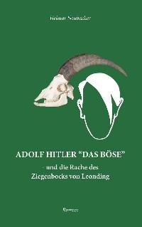 """Cover Adolf Hitler """"Das Böse"""""""