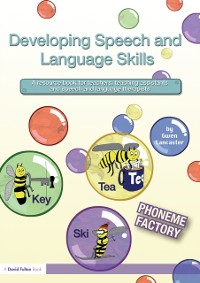 Cover Developing Speech and Language Skills