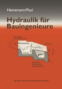 Cover Hydraulik fur Bauingenieure