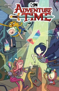 Cover Adventure Time #75