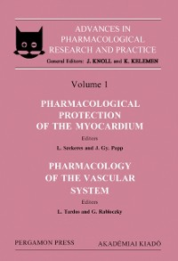 Cover Advances in Pharmacological Research and Practice