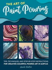 Cover The Art of Paint Pouring