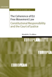 Cover Coherence of EU Free Movement Law