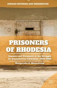 Cover Prisoners of Rhodesia