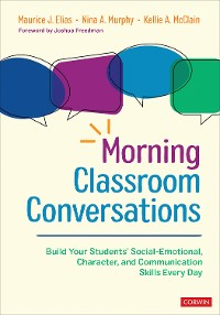Cover Morning Classroom Conversations