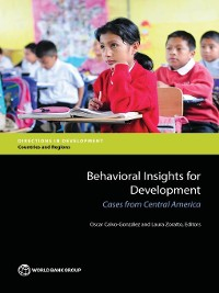 Cover Behavioral Insights for Development