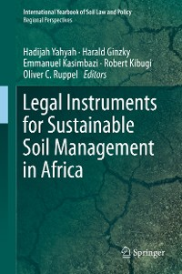 Cover Legal Instruments for Sustainable Soil Management in Africa