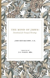 Cover The Mind of Jesus