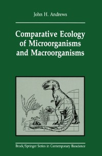 Cover Comparative Ecology of Microorganisms and Macroorganisms