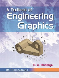 Cover A Textbook of Engineering Graphics