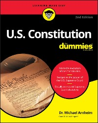 Cover U.S. Constitution For Dummies