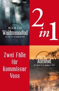 Cover Zwei Fälle für Kommissar Voss (2in1-Bundle)