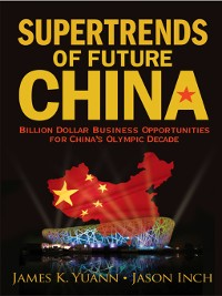 Cover Supertrends of Future China