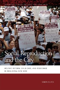 Cover Social Reproduction and the City