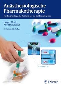 Cover Anästhesiologische Pharmakotherapie