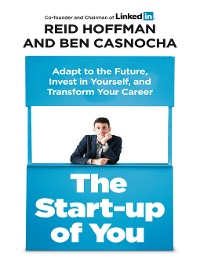 Cover The Start-up of You