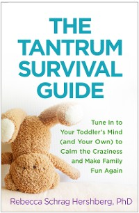Cover The Tantrum Survival Guide
