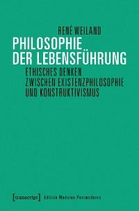 Cover Philosophie der Lebensführung