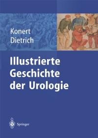Cover Illustrierte Geschichte der Urologie