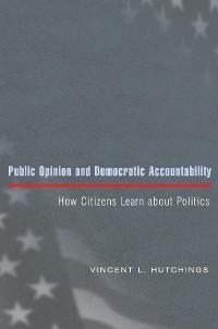 Cover Public Opinion and Democratic Accountability