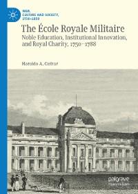 Cover The École Royale Militaire