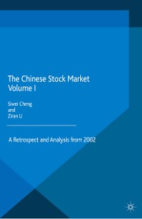 Cover The Chinese Stock Market Volume I