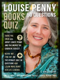 Cover Louise Penny Books Quiz - 50 Questions