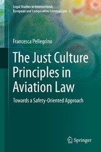 Cover The Just Culture Principles in Aviation Law