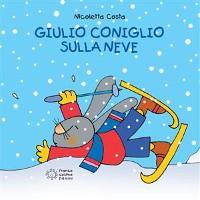 Cover Giulio Coniglio sulla neve