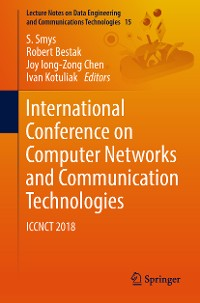 Cover International Conference on Computer Networks and Communication Technologies