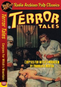 Cover Terror Tales - Corpses For Witch's Mount