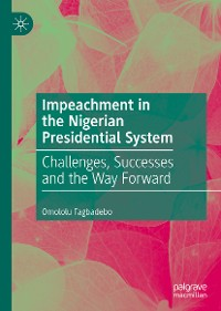 Cover Impeachment in the Nigerian Presidential System