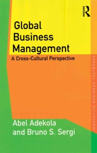 Cover Global Business Management