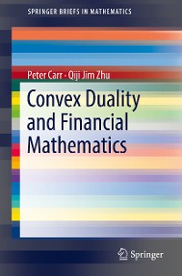 Cover Convex Duality and Financial Mathematics