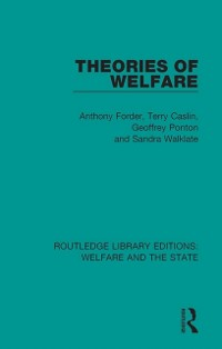 Cover Theories of Welfare