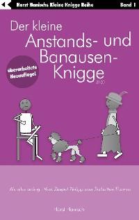 Cover Der kleine Anstands- und Banausen-Knigge 2100