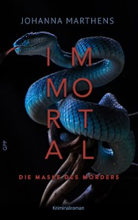 Cover Immortal - Die Maske des Mörders