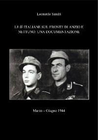 Cover Le SS Italiane sul fronte di Anzio e Nettuno: Una documentazione